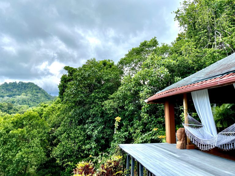 Luna Lodge in Corcovado National Park