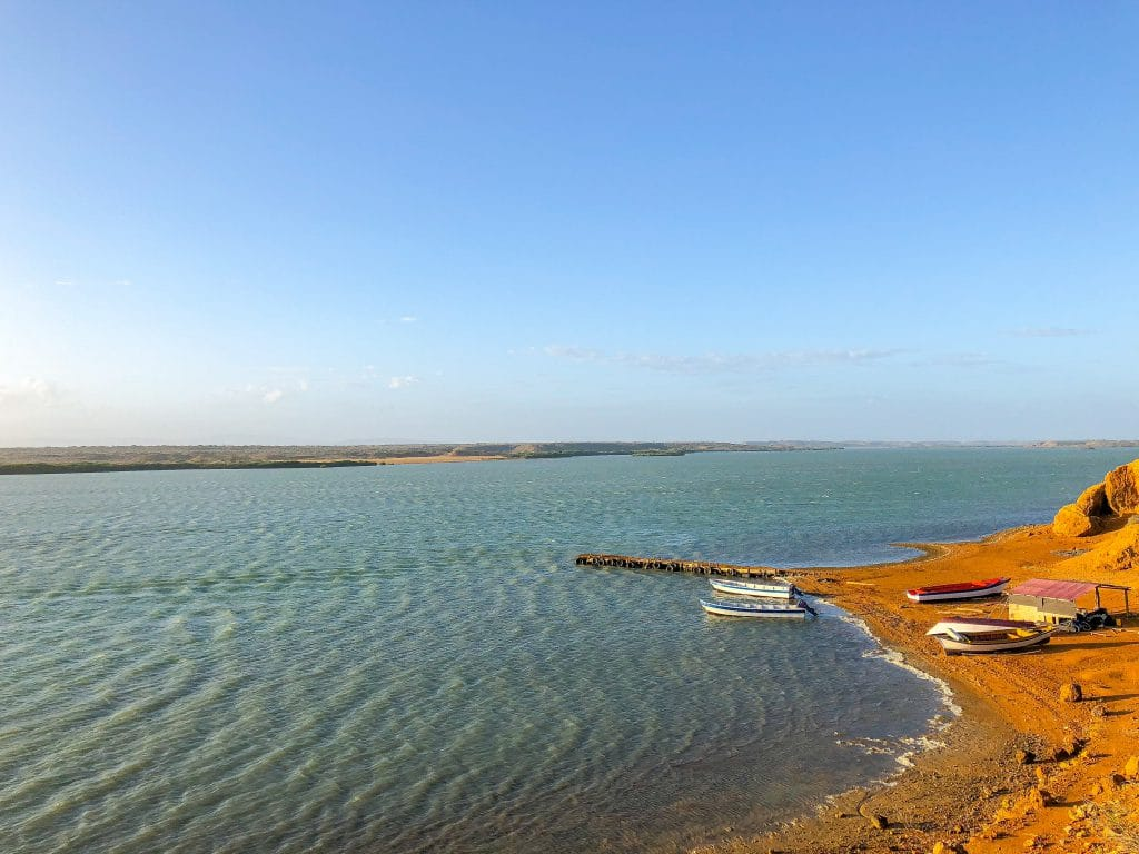 View from Punta Gallinas