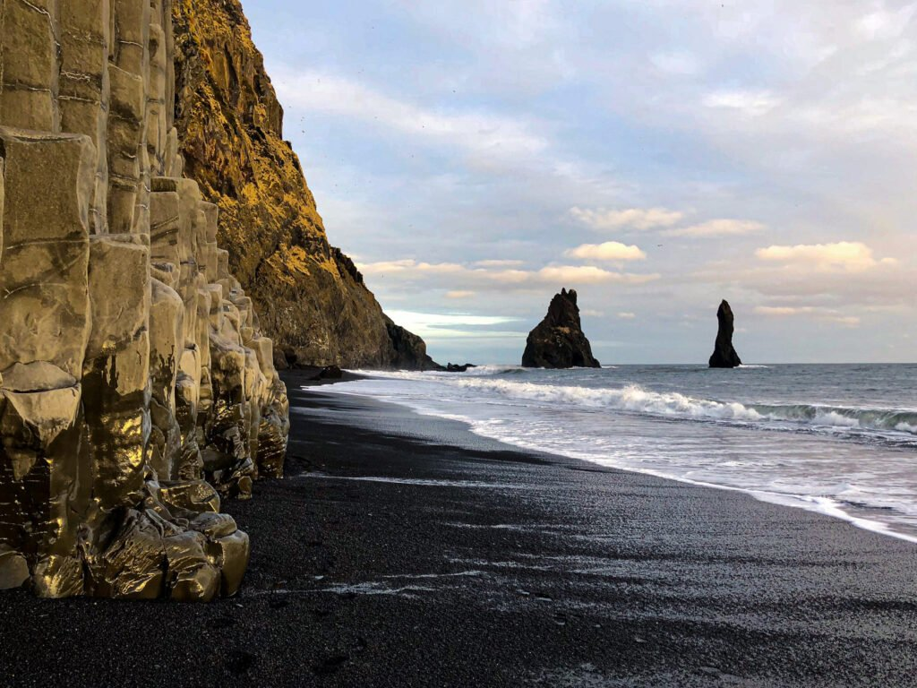 Iceland - Game of Thrones beach (Vik)
