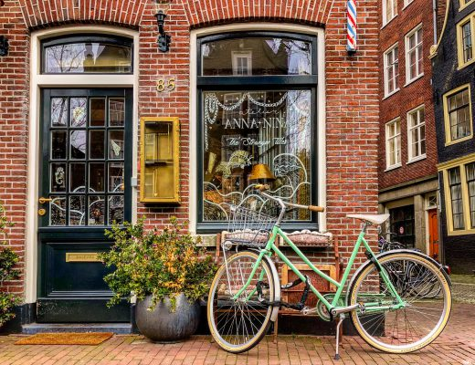 Amsterdam - The city of bikes